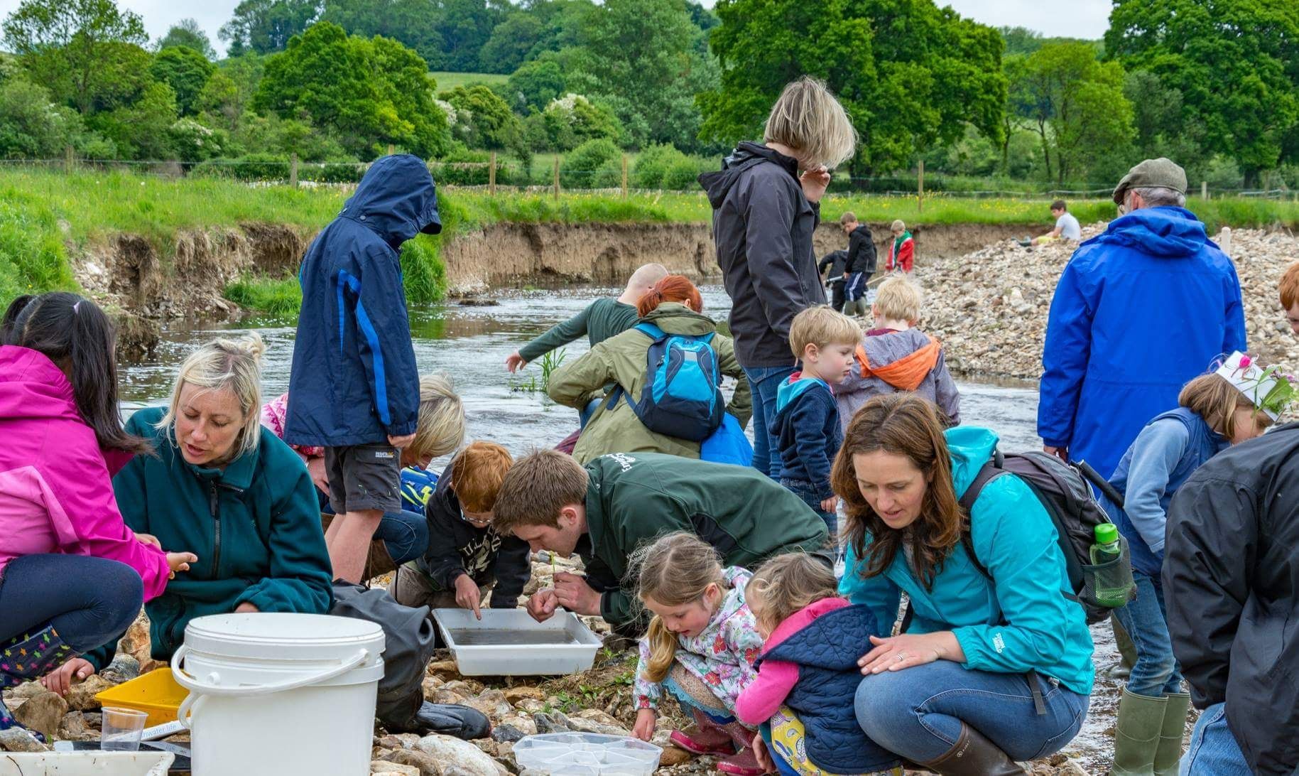 Connecting the Culm, Event Updates